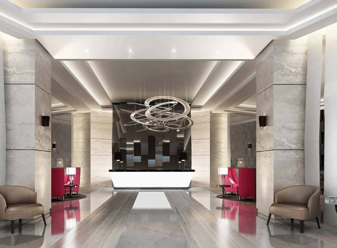 A NEW DIMENSION TO LUXURY