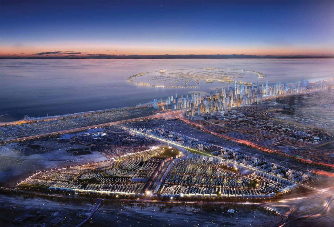 Al Furjan. New Dubai's thriving residential community