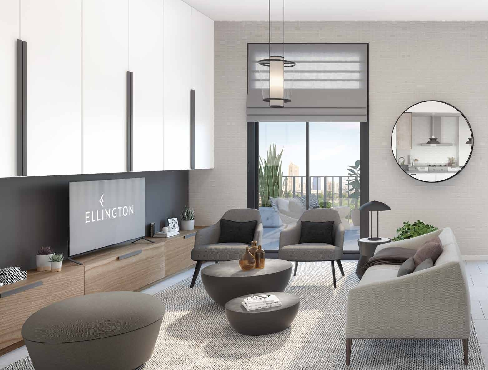 CREATING SPACES FOR MODERN LIFESTYLES