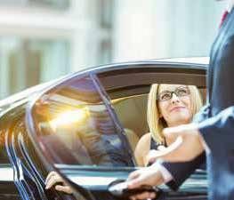 Chauffeur transfers