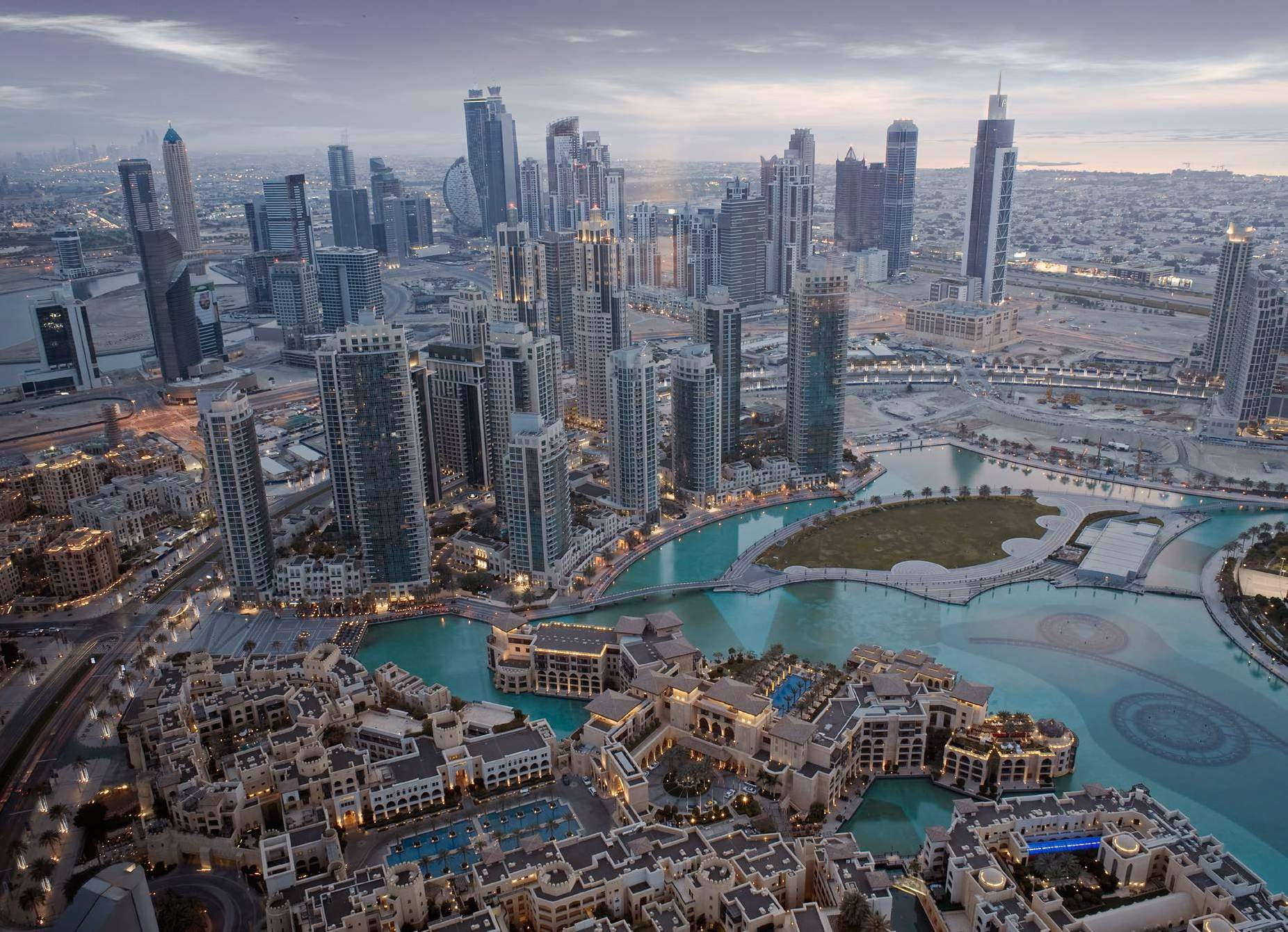 DUBAI A CITY THAT BREATHES INNOVATION