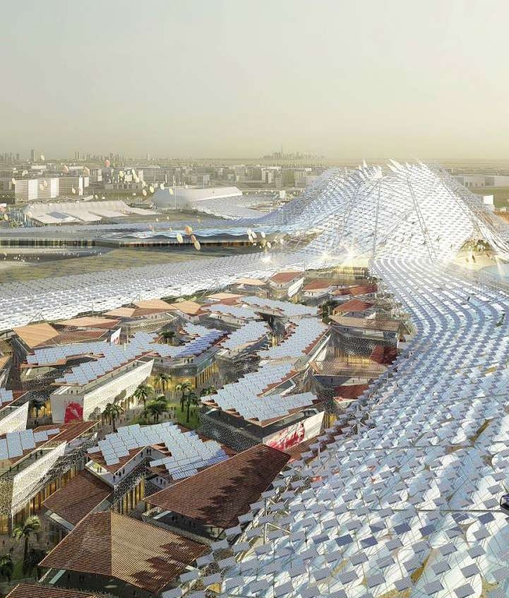 Dubai EXPO 2020 Hosting the world