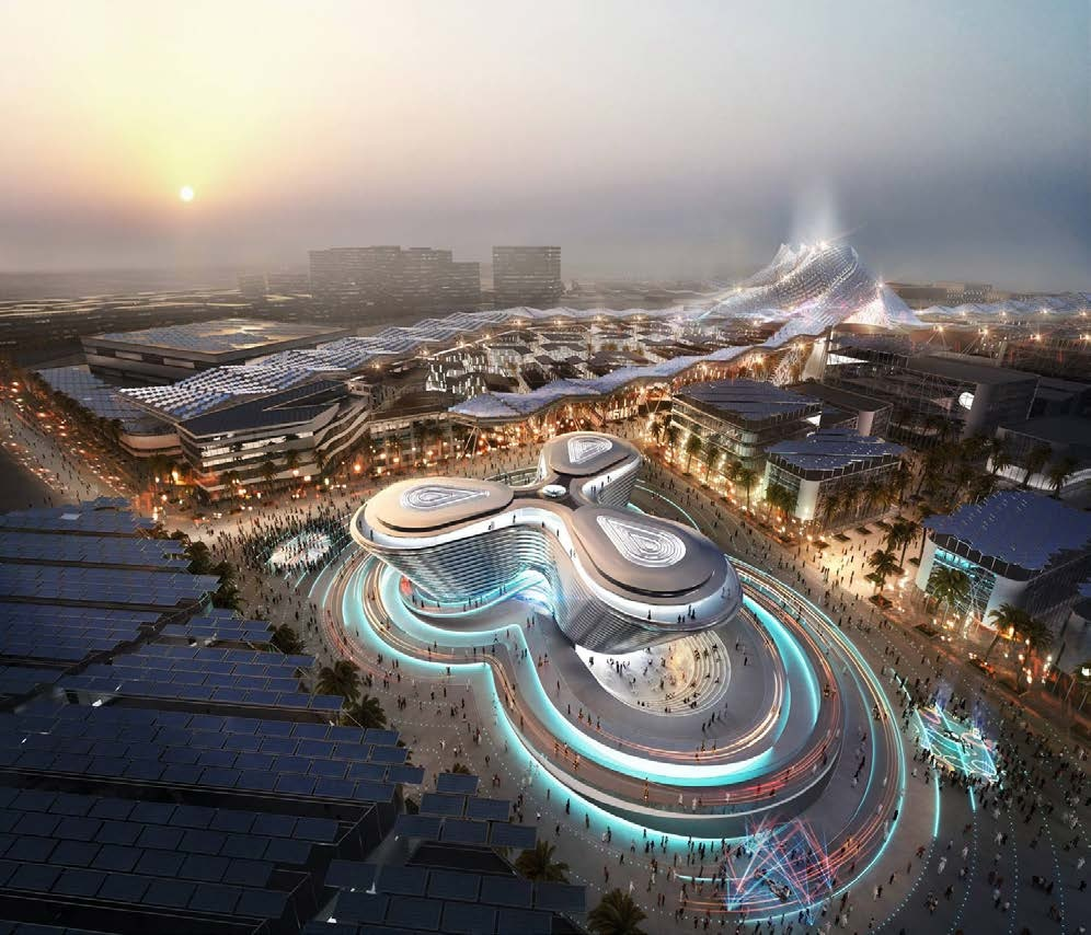 Dubai EXPO 2020. Where the world will meet