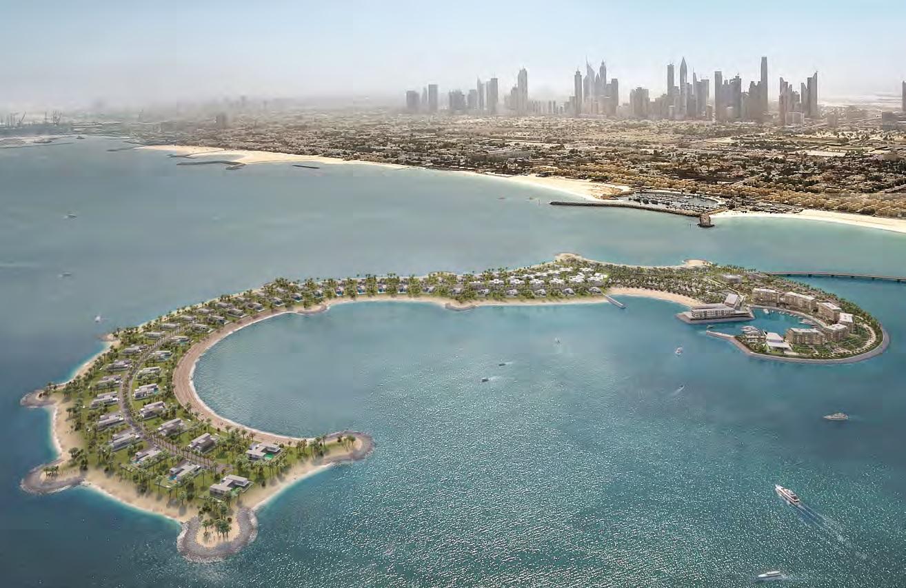 ENABLING DUBAI'S VISION