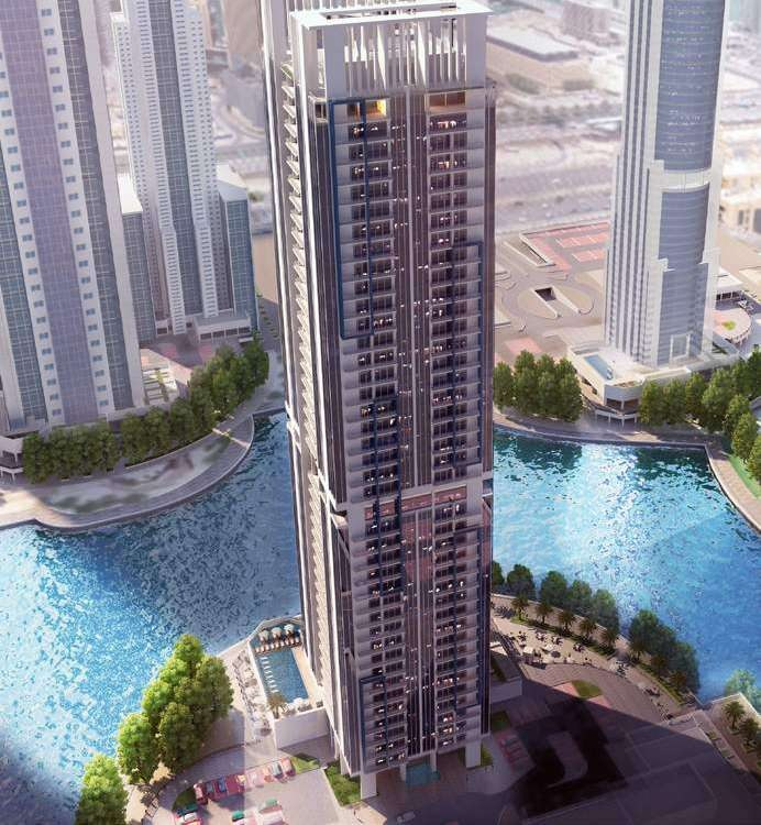 Jumeirah Lakes Towers 02
