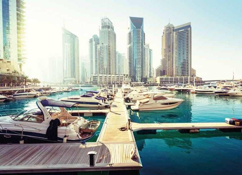 Live Dubai MARINA 01