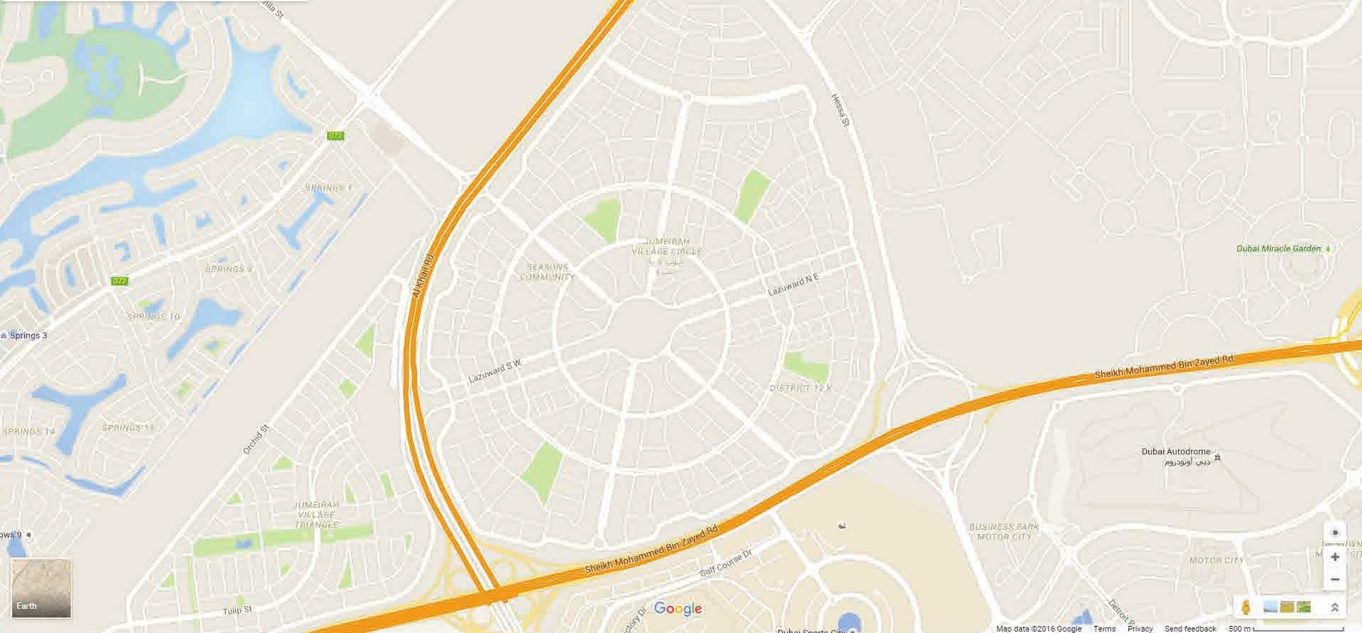 Location Alcove