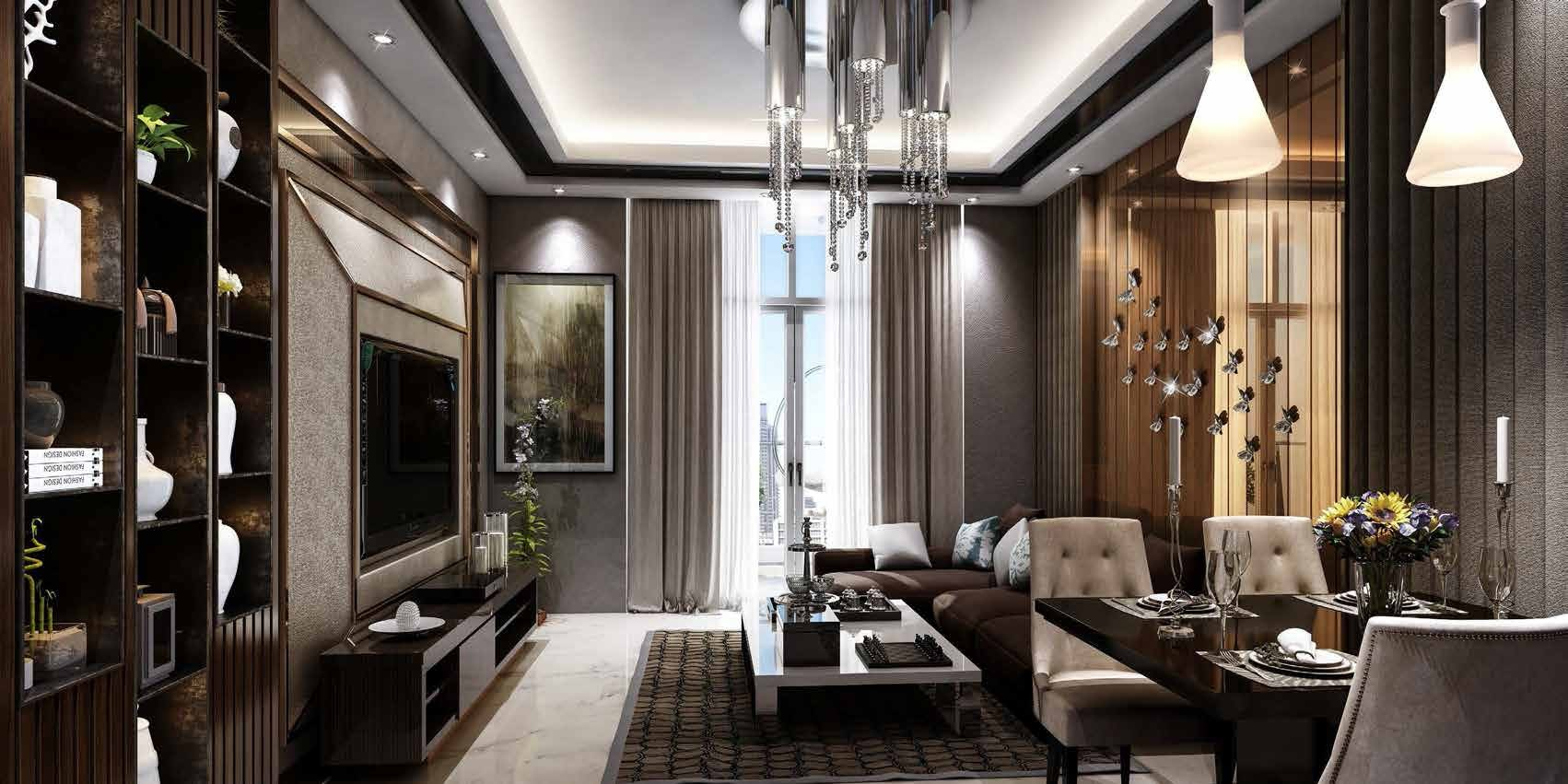 Modern Urban Luxury 23 Two Bedroom Apartments