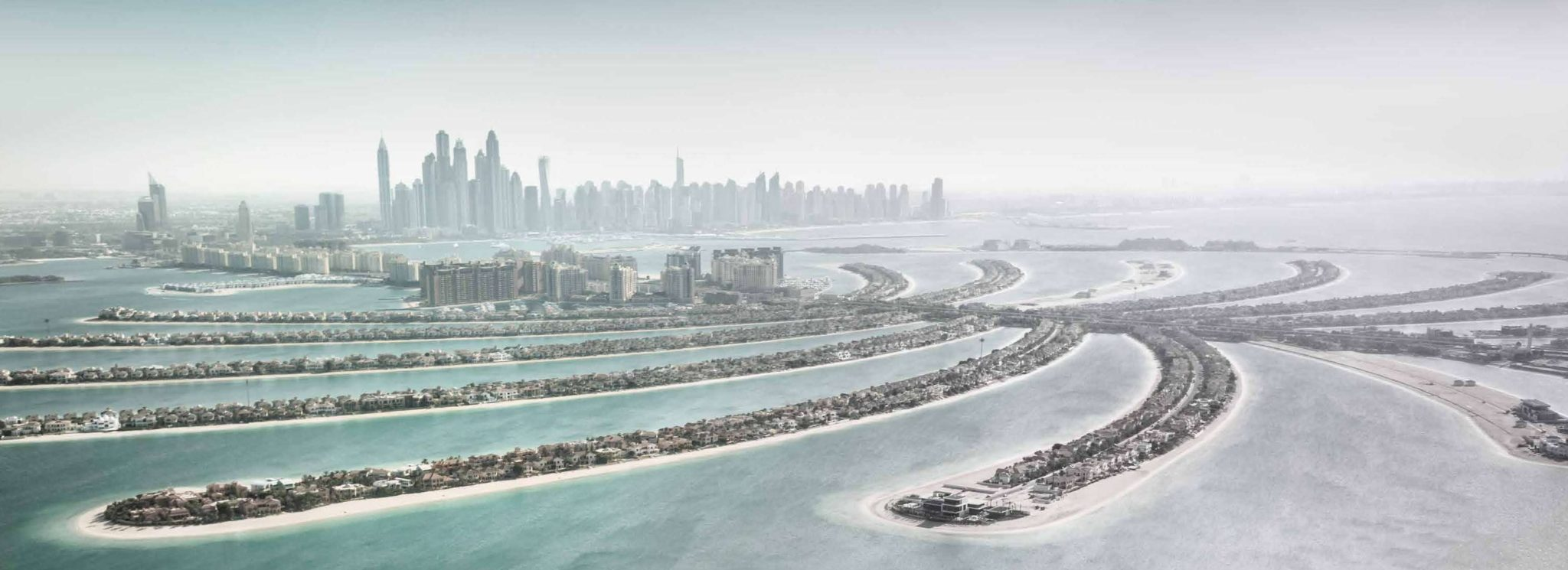 Palm Jumeirah - a destination in itself