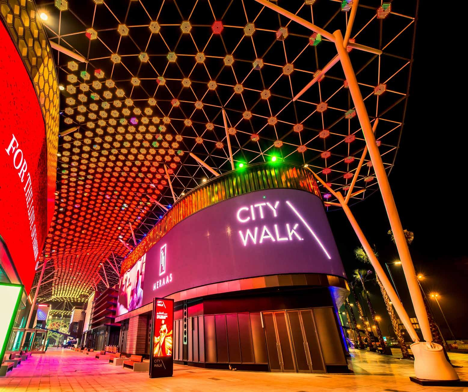RETAIL AT CITY WALK
