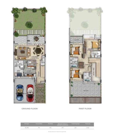 Row villas 04