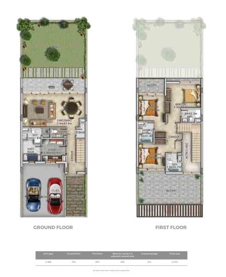 Row villas 06