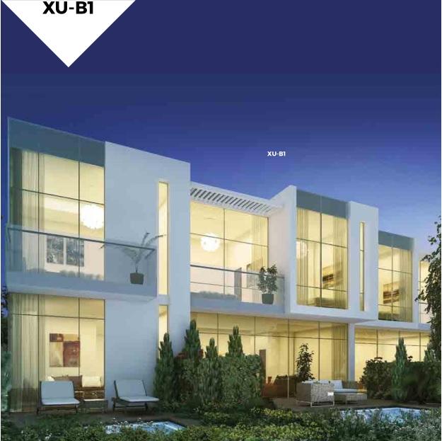 Row villas 15