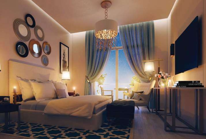 STYLISHLY DESIGNED BEDROOMS