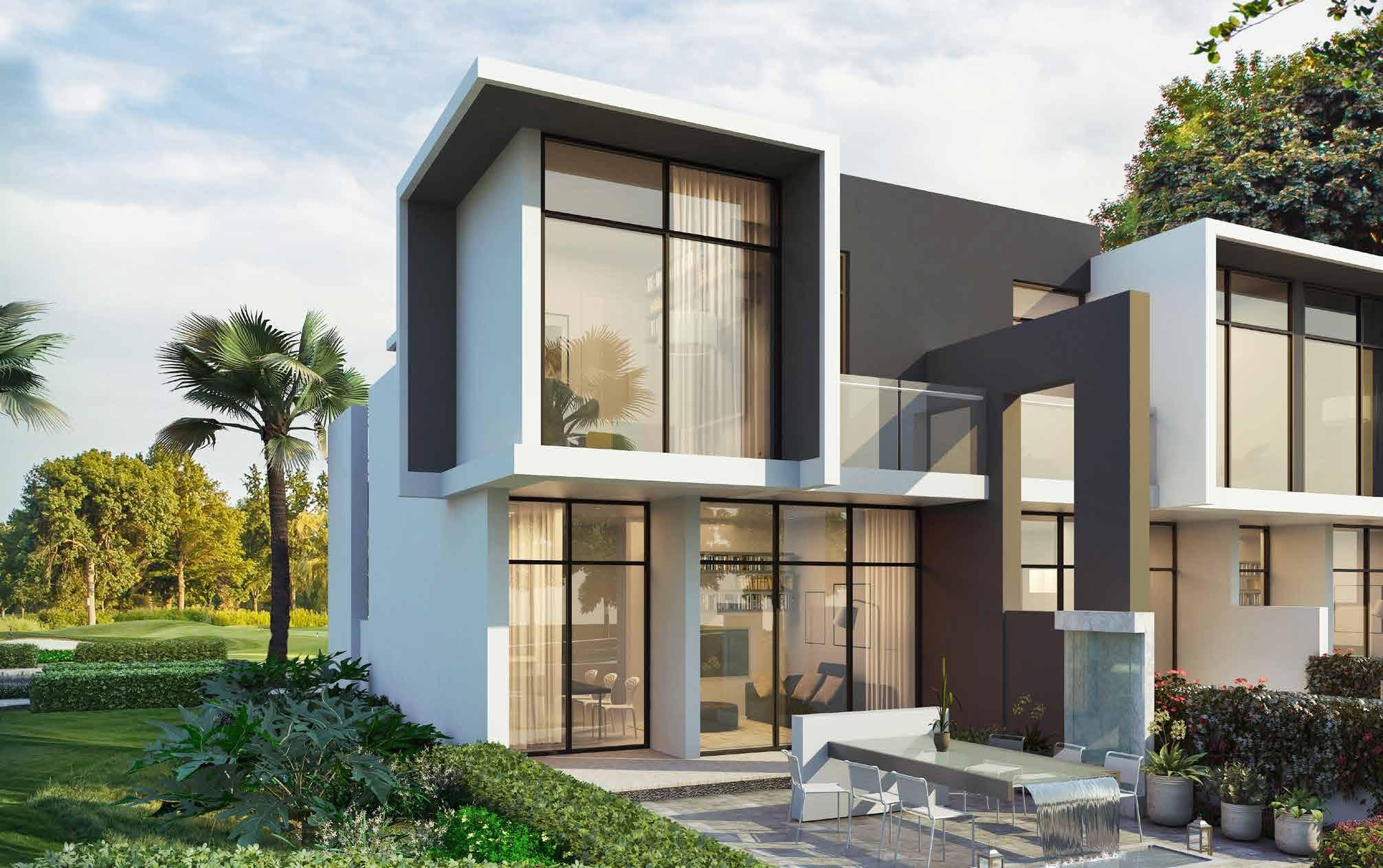 Sunny 3 bedroom villas