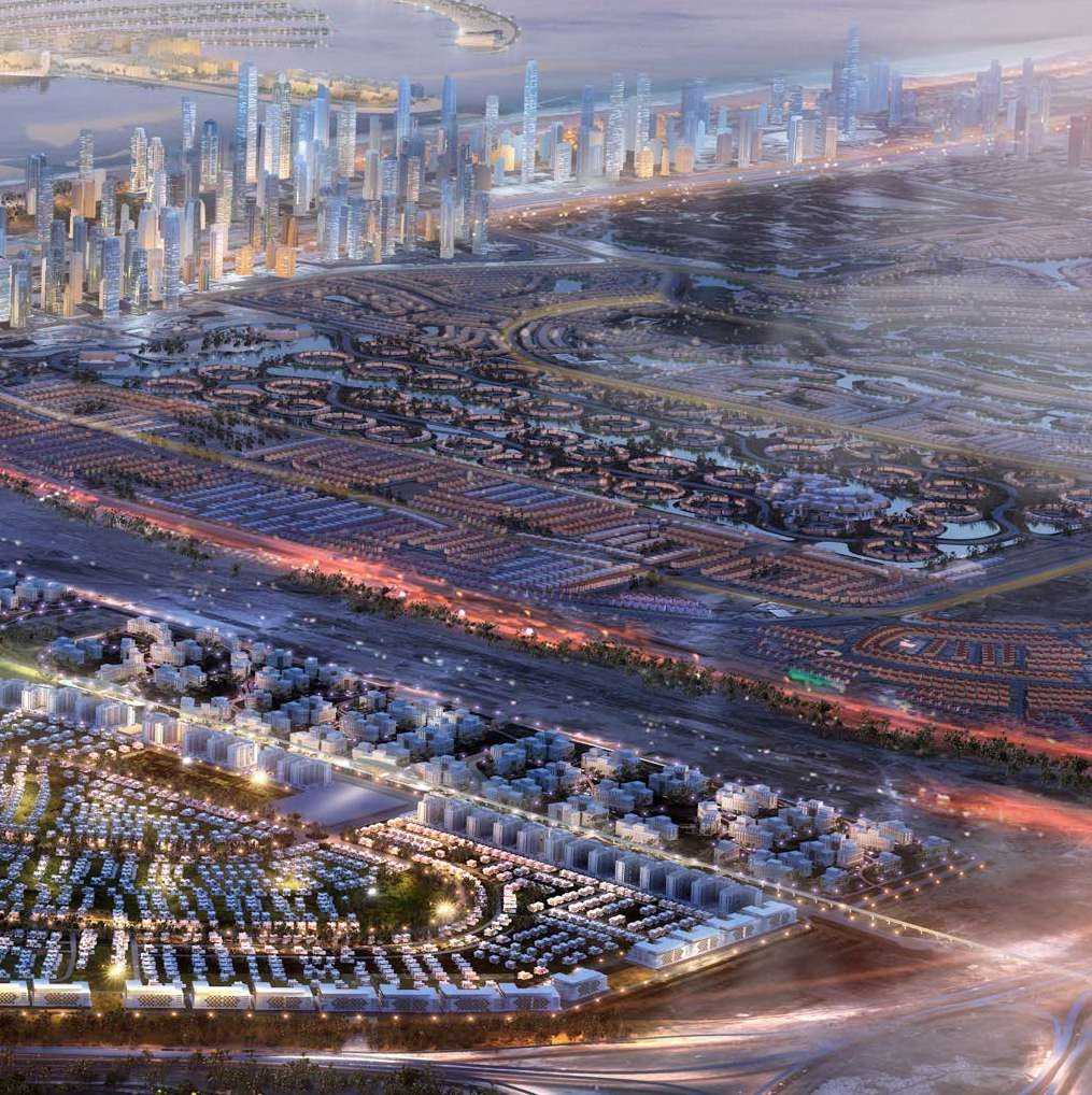 The Bustling Heart Of New Dubai 01