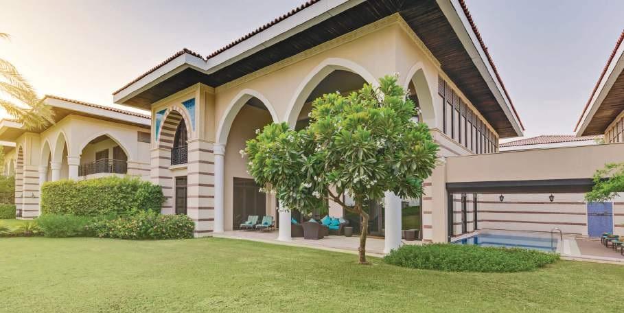 Zabeel Saray Hotel 01