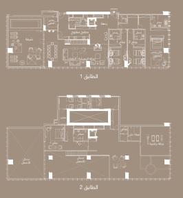 بنتهاوس 3 4– غرف نوم 743–515 متر مربع 02