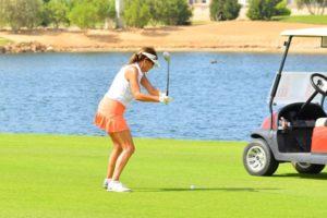 رياضة الجولف في مراسي