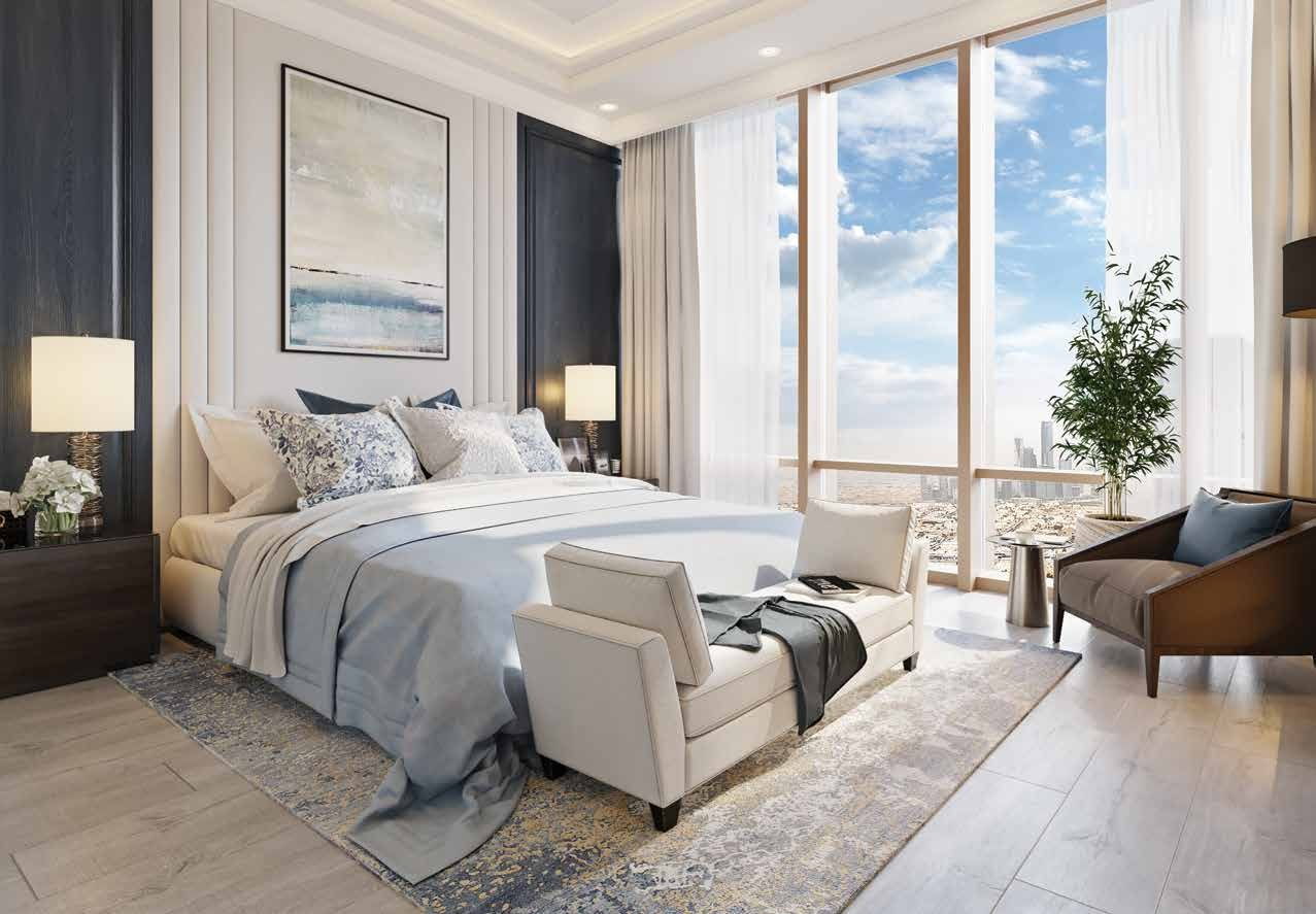 سكاي فيال3 4– غرف نوم 723–493 متر مربع 01
