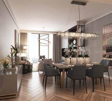 شقةغرفة نوم واحدة 96–92 متر مربع