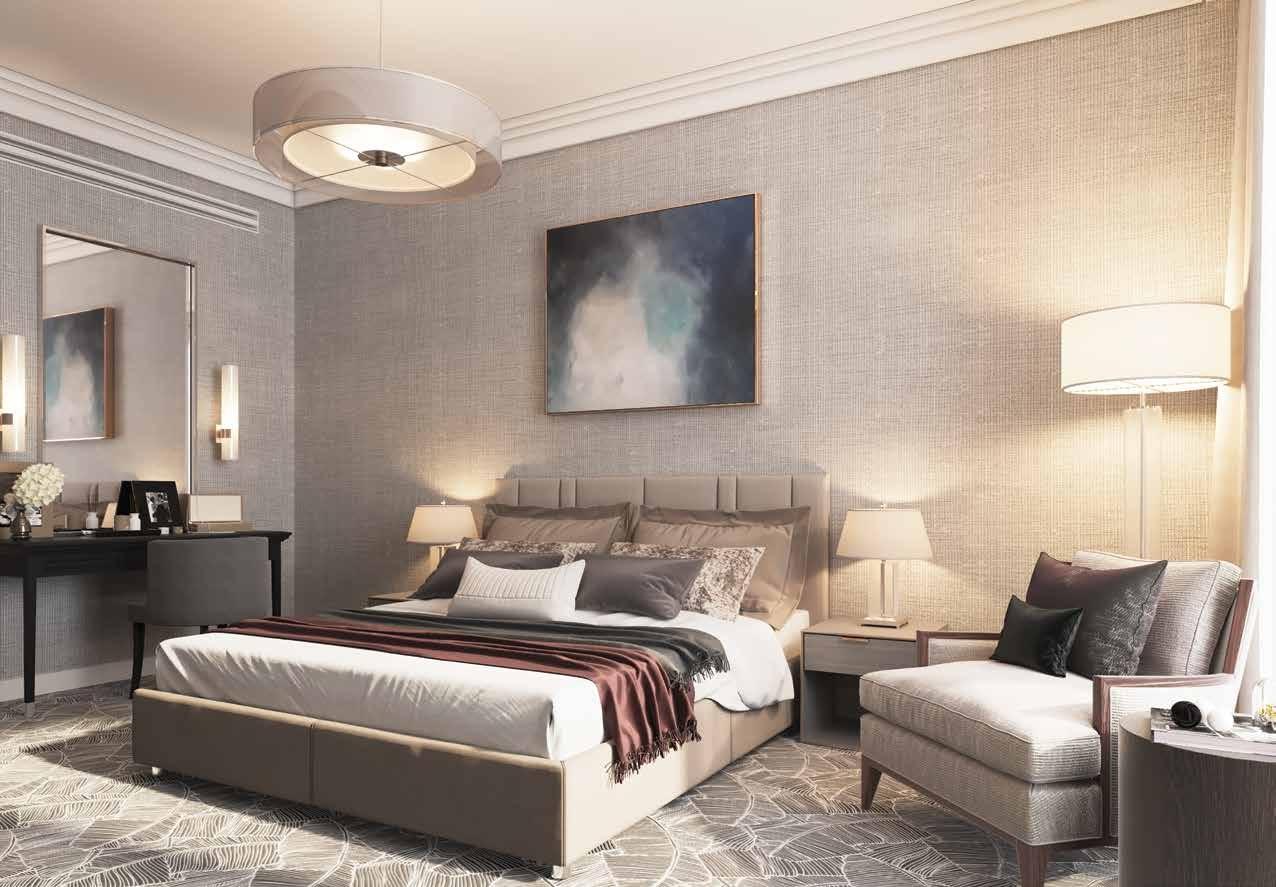 شقة غرفة نوم واحدة 96–92 متر مربع 01
