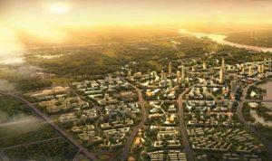 الشركة المطورة لكمبوند بارك لين العاصمة الادارية
