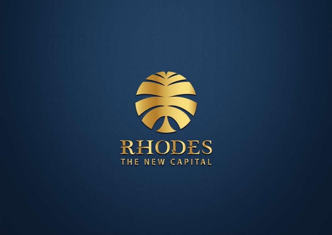 كمبوند رودس العاصمة الادارية  Rhodes by Plaza Gardens