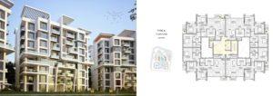 تصميمات كمبوند اتيكا بالعاصمة الادارية الجديدة Atika New CAPITAL
