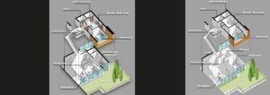 نماذج تصميماتكمبوند اتيكا العاصمة الادارية الجديدة