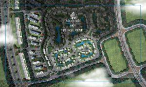 ميد تاون سكاى العاصمة الادارية الجديدة Midtown Sky - شقة2 غرف 1 حمام 90 متر² - السعر 945,000جنية - سعر المتر 10,500جنية