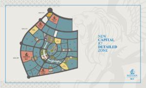 انظمة الدفع في كمبوند ميدتاون سكاي العاصمة الادارية