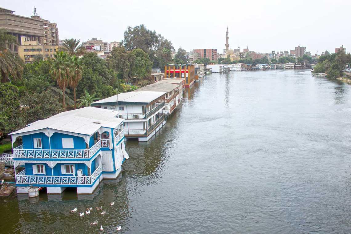 رؤية النيل من الزمالك