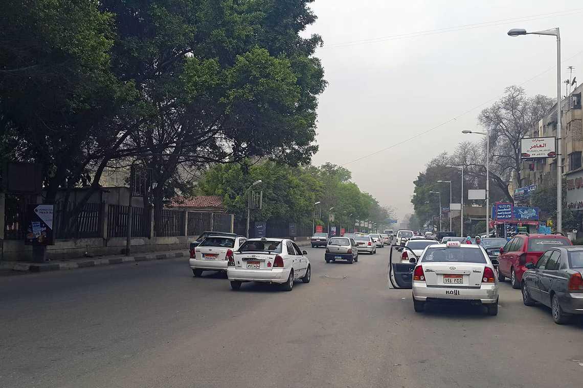 شارع أحمد عرابي المهندسين