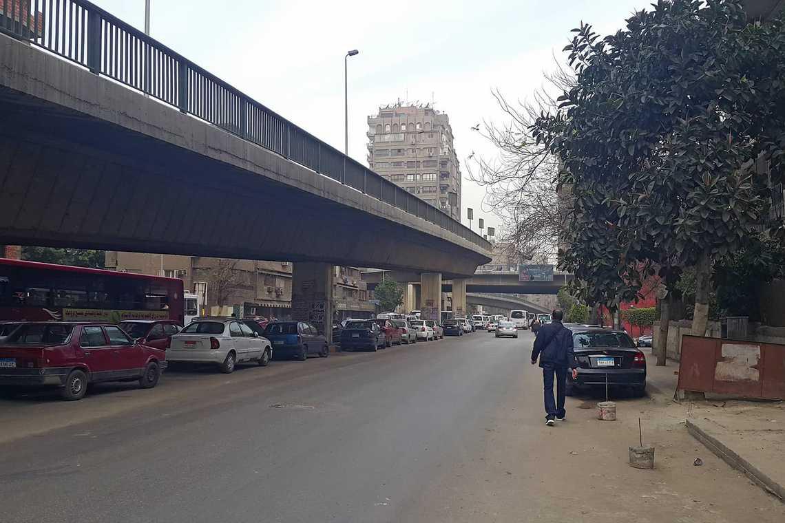 شارع السودان بالمهندسين
