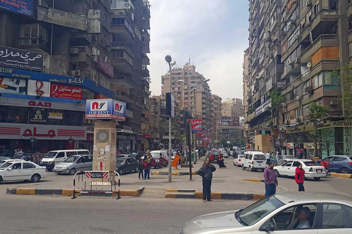 شارع شهاب بالمهندسين