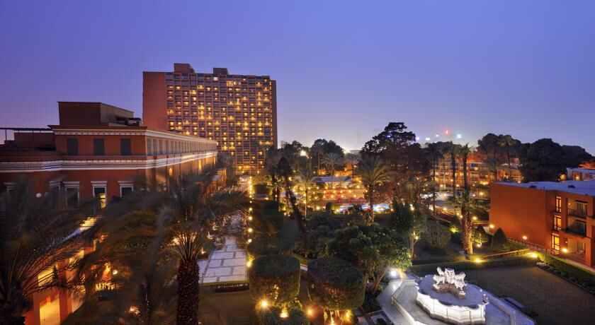 فندق ماريوت القاهرة حاليا (فندق قصر الجزيرة سابقا)