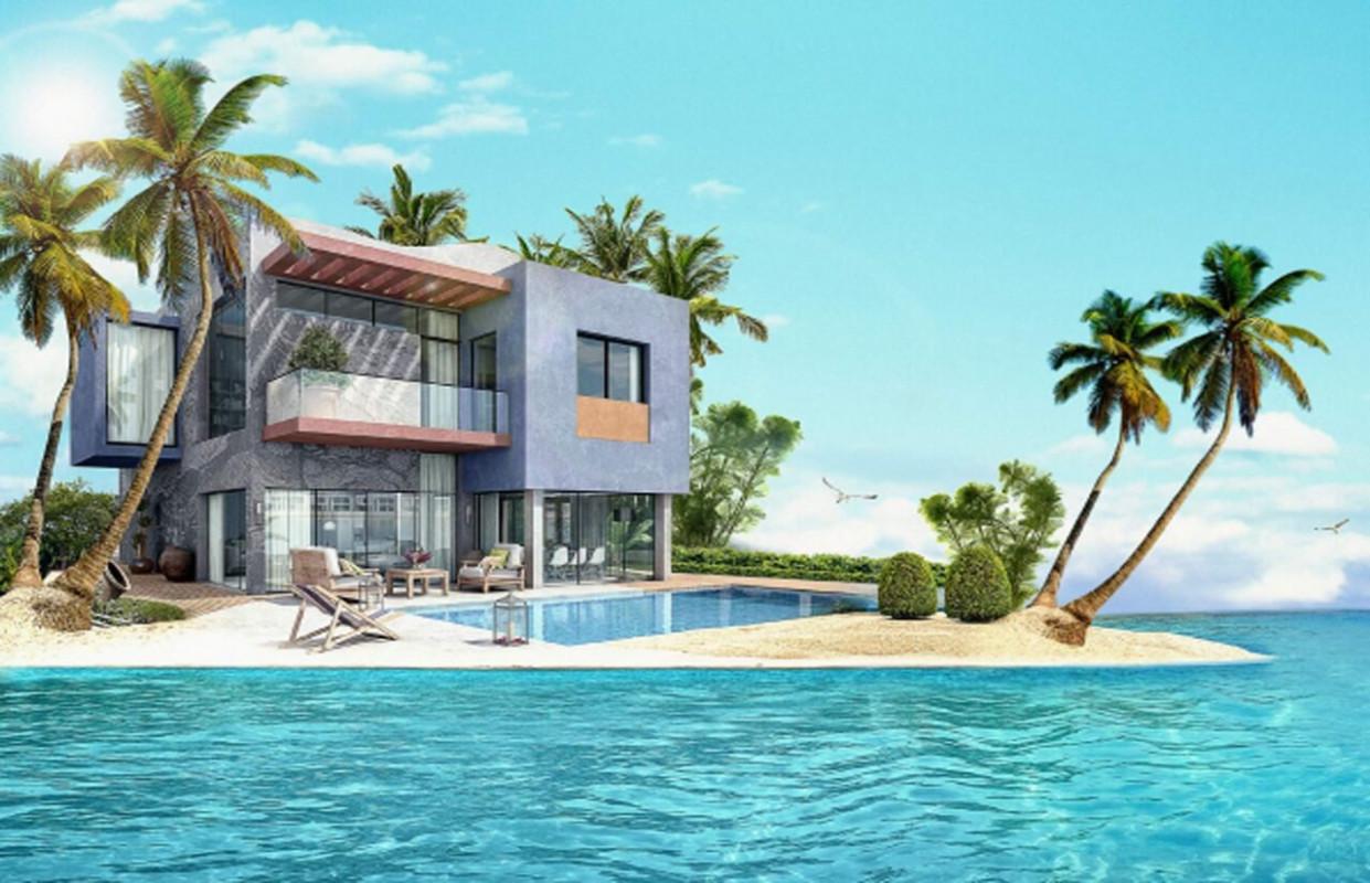 قرية بو ايلاند الساحل الشماليسيدي عبد الرحمن Bo Islands North Coast Resort