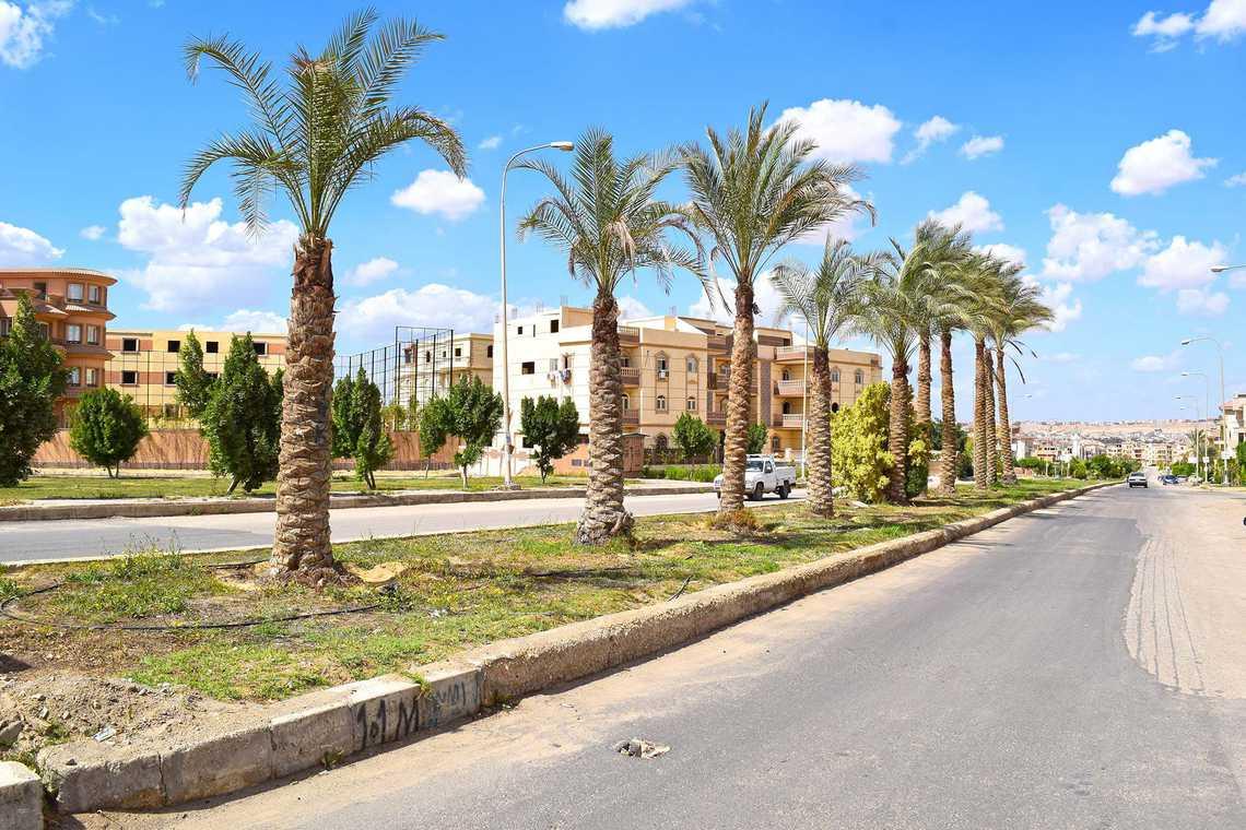 مدينة العبور