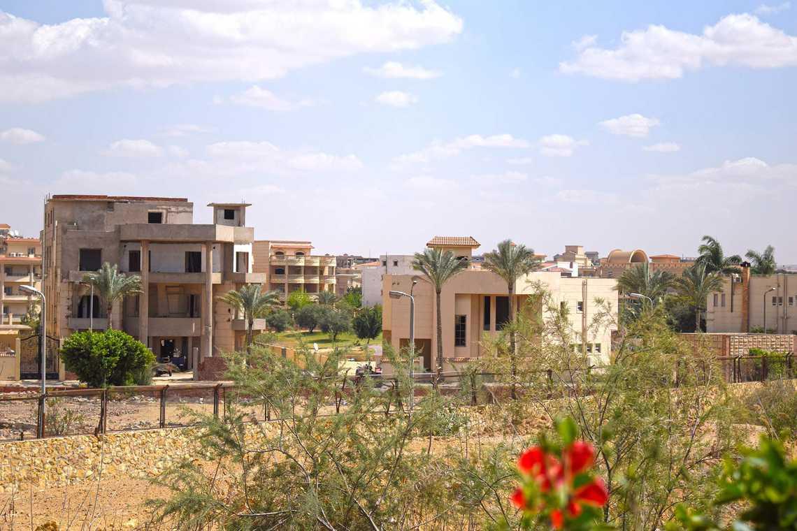 الحي الرابع مدينة العبور