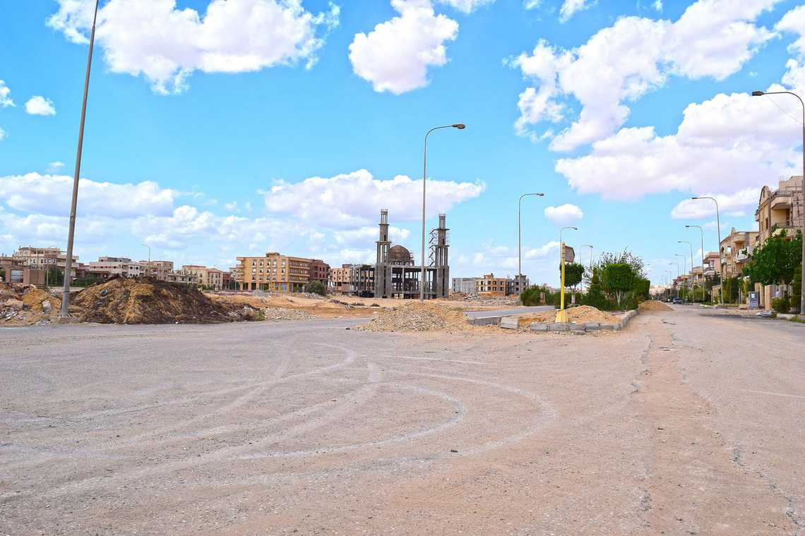 خدمات اجتماعية وترفيهية بمدينة العبور