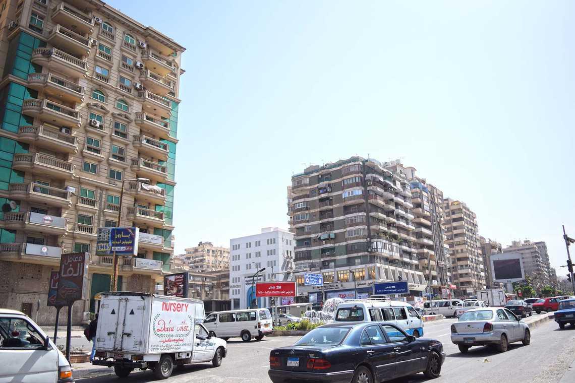 مدينة نصر المدينة الادارية السكنية التجارية