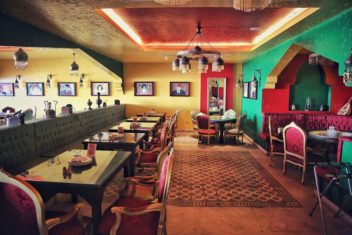 """- مطعم ابو السيد """" Abou El sid """" مطاعم التجمع الخامس"""