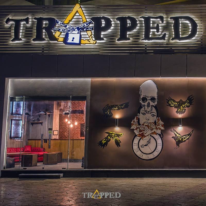 Trapped Egypt مطاعم التجمع الخامس