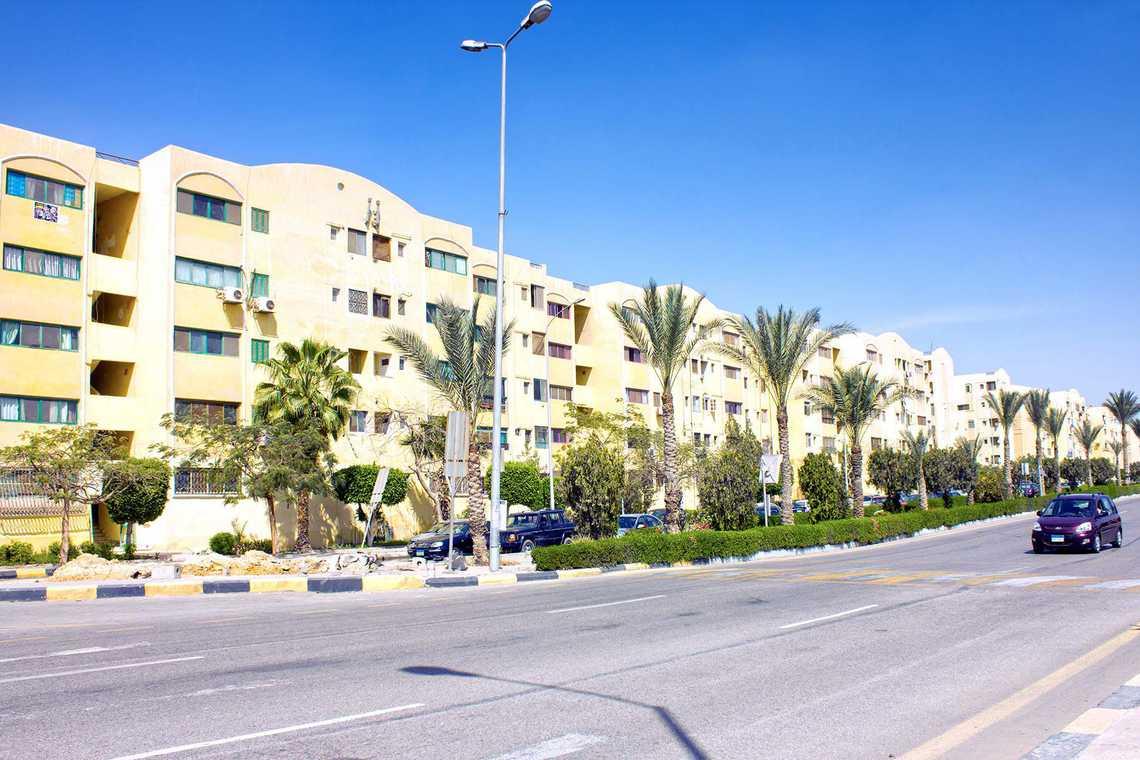 مدينة الشيخ زايد الجيزة يوفن 11 سبب تجعلك تعيش في مدينة الشيخ