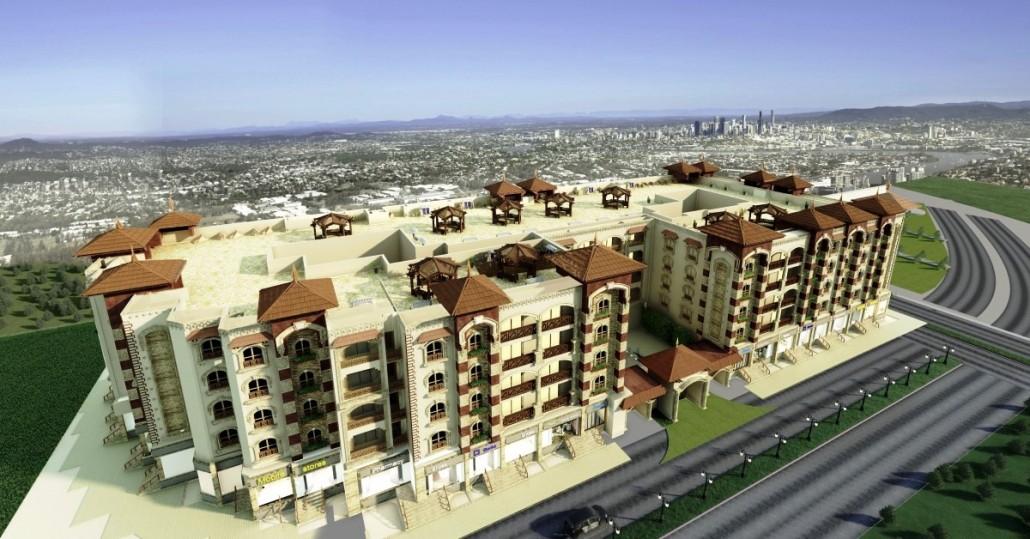 Mirage-Park-Maadi- كمبوند ميراج بارك المعادي