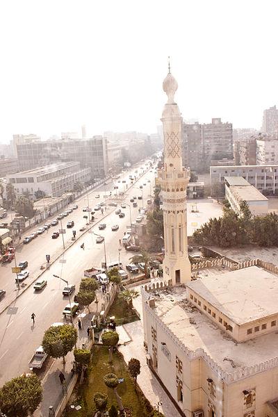 شارع التحرير بالدقي