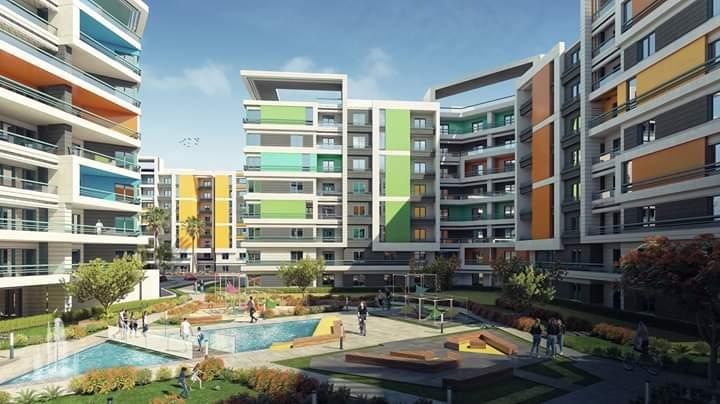 تسهيلات السداد بكمبوند الموندو العاصمة الادارية الجديدة IL MONDO