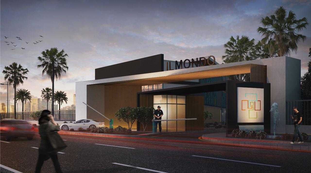 شقة بكمبوند الموندو العاصمة الادارية IL MONDO New Capital مساحة 215 متر