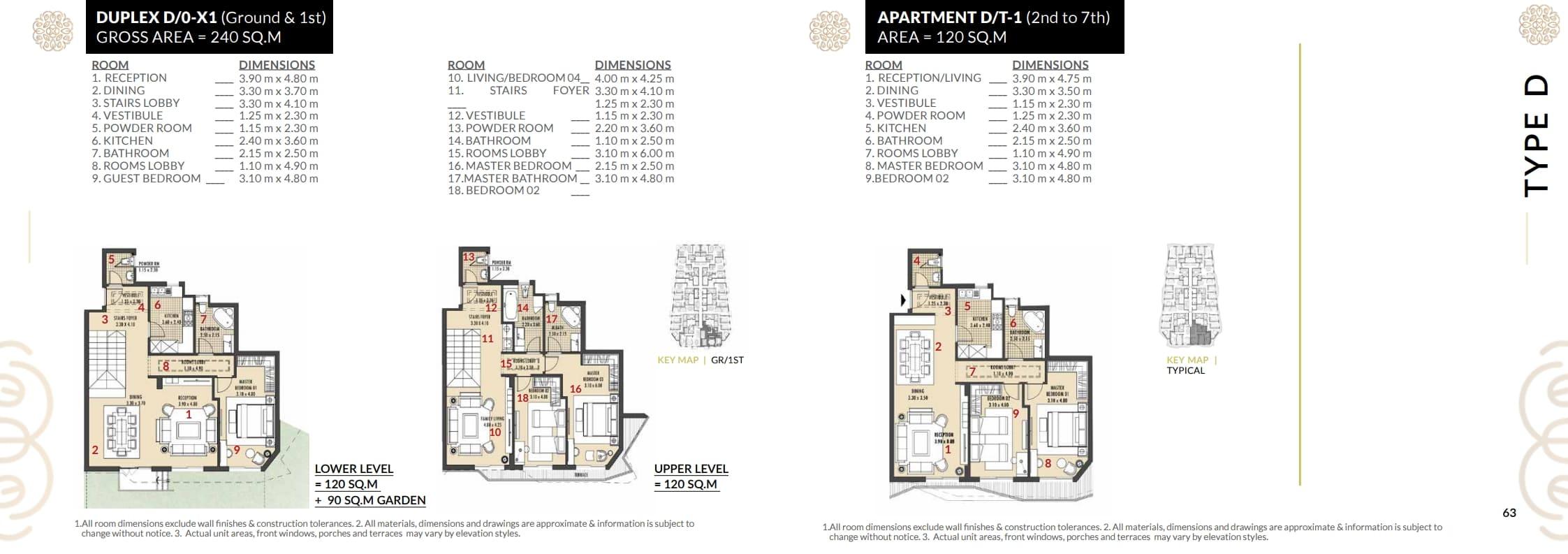 شقة240م للبيع بكمبوند روزس العاصمة الاداريه باقساط تصل ل9سنوات